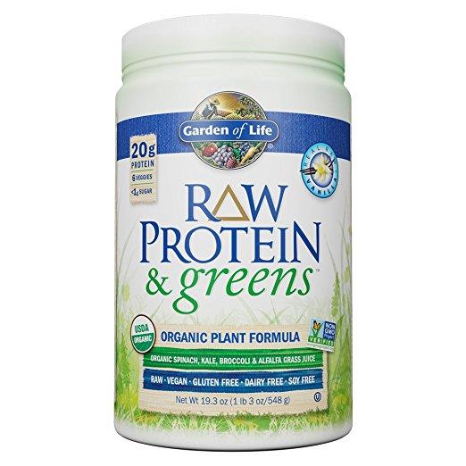 Organic Raw Protein Powder